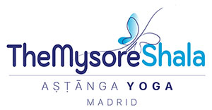 Logotipo Ashtanga Yoga Madrid | The Mysore Shala