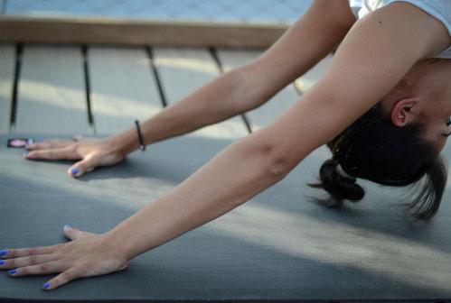 Clases Guiadas - imagen 02. / Ashtanga Yoga Madrid | The Mysore Shala