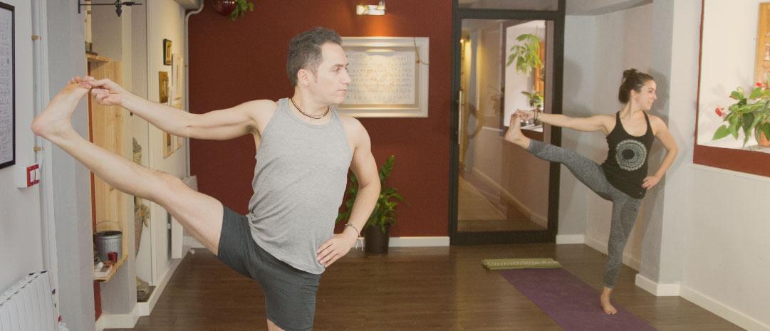 Clases Guiadas - imagen 03. / Ashtanga Yoga Madrid | The Mysore Shala