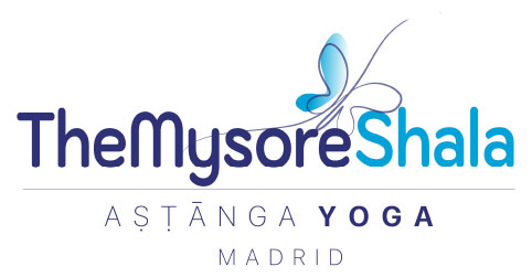 Logotipo. The Mysore Shala