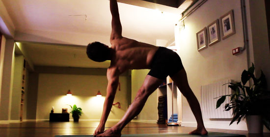 Clases Mysore - imagen 01. / Ashtanga Yoga Madrid | The Mysore Shala