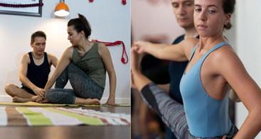 imagen curso - formación en filosofía del yoga / Ashtanga Yoga Madrid | The Mysore Shala